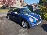 MINI ONE - full year MOT, new gearbox, new tyres and brakes - trade ins welcome - delivery available