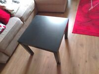 Black, small coffee table - £5 must go asap