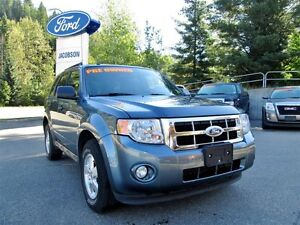 2012 Ford Escape XLT - V6 3.0L