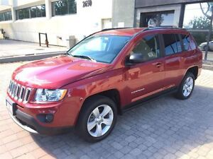 2012 Jeep Compass Sport/4X4/4 Cyl/Excellent Condition/Low Kilome