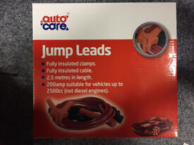 auto care jump leads Boxed New