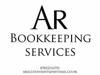 "Professional Bookkeeping services by ""Qualified accountant"" from £50 per month"