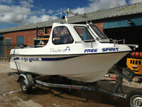 2010 Predator 165 Sea Angler Fishing Boat