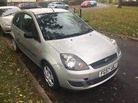 Ford Fiesta Style Automatic 3 door hatchback low mileage