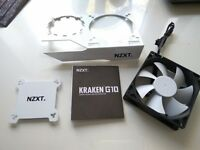NZXT Kraken G10 GPU Adaptor to mount All-in-one Water CPU Coolers onto VGA Cards