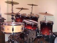 Mapex Pro-M 6 Piece Drum Kit