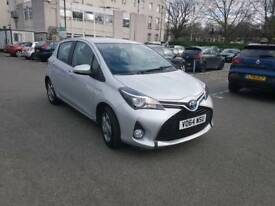 Toyota Yaris 1.5 Icon E-CVT 5dr (12 Month Warranty Included)!!!