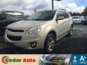 2011 Chevrolet Equinox 1LT - Managers Special London Ontario image 1