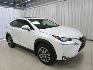 2015 Lexus NX 200t PREMIUM PACKAGE AWD TURBO LUXURY SUV