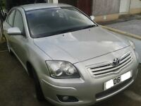 2006 Toyota Avensis T3-X 1.8 VVTI near FSH Just been serviced MOT end June 2017 EX COND