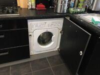 Integrated Indesit Washing Machine