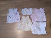 Baby Girl Cloths 0-3 Months 29 items