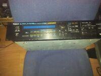 Roland JV 1080 Midi Module