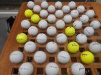 40 Srixon golf balls [25 Z Star models] £10