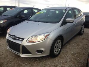 2013 Ford Focus SE HATCHBACK w/ BLUETOOTH, CRUISE, POWER PKG.