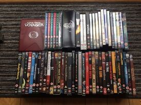 Job Lot 50+ DVDs available **PRICE REDUCED**