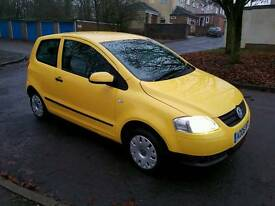 2006 vw fox 1.4 full mot, very nice car
