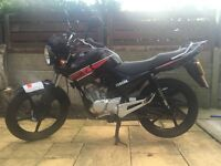 Yamaha YBR 125 - 2014, excellent condition, best learner or commuter bike