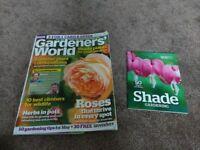 18 Gardeners' World magazines