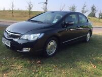 Honda Civic Hybrid 86k miles Excellent condition 11 month MOT Full Leather interior Great Family car