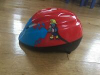 Child's cycling helmet XS 2-6 years old