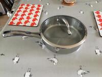 Meyer Stainless Steel Frying Pan 24cm