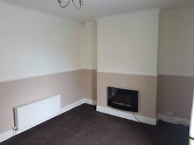 Spacious two bedroom end terrace house to rent