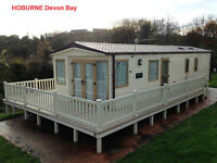 HOBURNE DevonBay Caravan Hire August 2016 Remaining Dates
