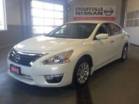 2015 Nissan Altima 2.5 Nissan CPO Interest Rates from 0.9%
