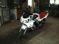 Honda NSR 125RR foxeye