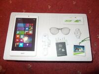ACER Iconia Tab 8 W Tablet - Software Fault - sales or repair.