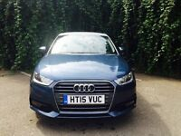 Audi A1 5dr Sportback 1.0 ONLY 3K MILES + 1 OWNER bmw mercedes volkswagen seat vauxhall volvo ford