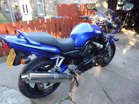 Yamaha Fazer 600. 2002.