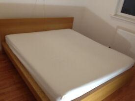 Ikea Malm SuperKing Bed Frame
