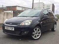 2007(57) FORD FIESTA ZETEC CLIMATE S-A 1.4 PETROL*5 DOOR*HPi CLEAR*P/X WELCOME*