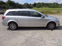 PCO REGISTERED 2009 Vuaxhall Astra Design 1.9 Automatic Diesel Estate