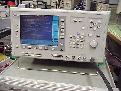 Anritsu Mt8801c1 Radio Communications Analyzer 300khz-3ghz Options-1-7-20
