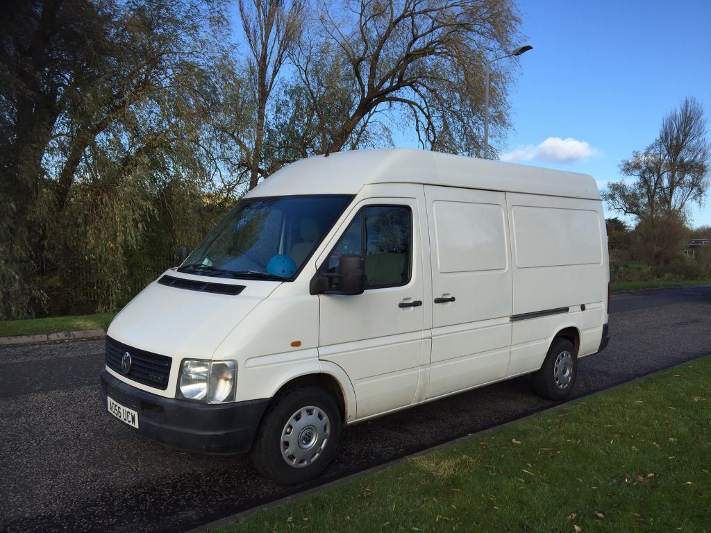 Lt35 mwb van