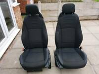 Z4 2004 car seats and door cards