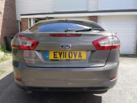 FORD MONDEO TITANIUM PLUS, 12MONTHS MOT, 12 AA WARRANTY, AA INSPECTION, HPI CLEAR, FULL SERVICE!