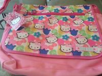 hello kitty school bag bnwt m and s £12