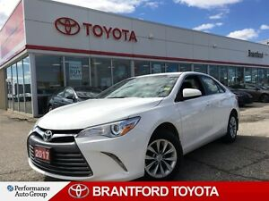 2017 Toyota Camry LE, Carproof Clean, Balance of Factory Warrant