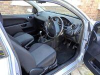 Ford Fiesta Zetec 55 plate - low mileage - 1year MOT