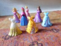 Beautiful Disney Figure Princess Toy and Dress