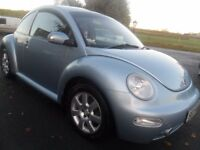 2005 VW Beetle £2495