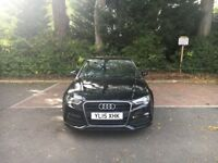 Audi A3 Saloon S Line 13900 Miles, Full Service History, Great Example