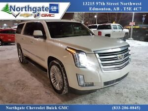 2015 Cadillac Escalade ESV Platinum Every Option 1 Owner Finance