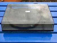 Project Essential Turntable (+ includes free project phono preamp)