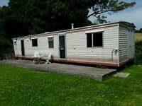 Holiday caravan to let