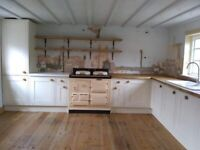 Complete Kitchen as new under four years old.